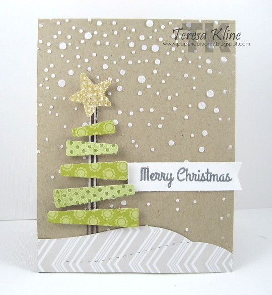created by Teresa Kline http://paperieblooms.blogspot.com/2014/11/merry-christmas_29.html