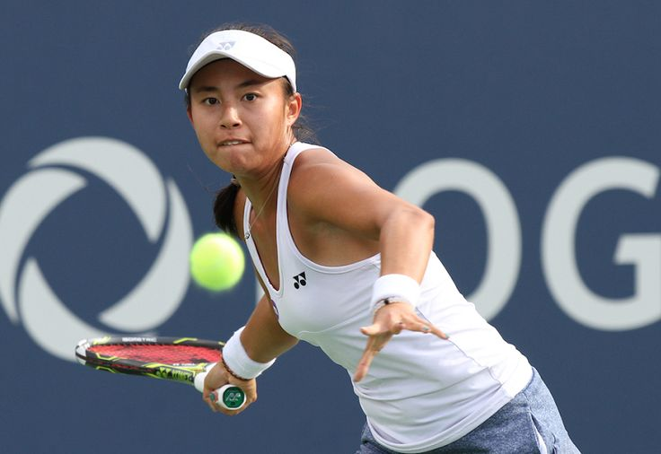 Canadian tennis // Rogers Cup 2017 (Day 2 - Qualifying) // Picture : Carol Zhao (Copyright Arturo Velasquez/Tennis Canada)