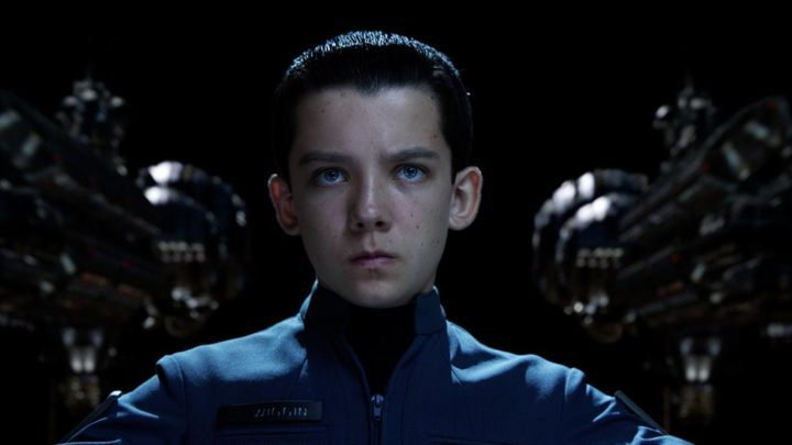 Report: Asa Butterfield is Marvel's Choice to Play Spider-Man Asa Butterfield  #AsaButterfield