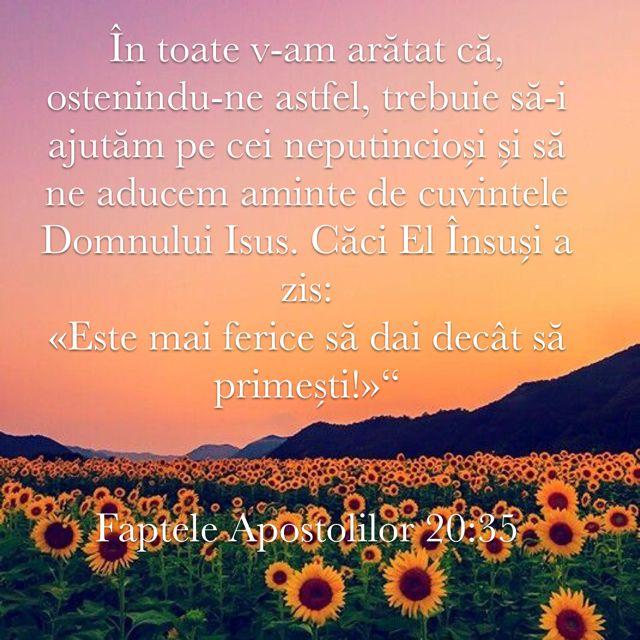 Faptele Apostolilor 20:35