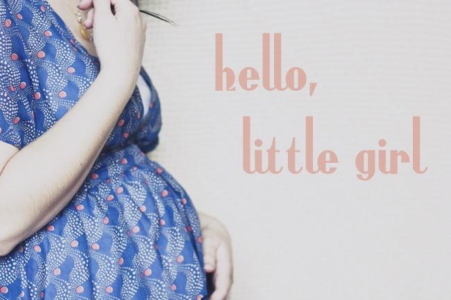 Our little gender announcement :)