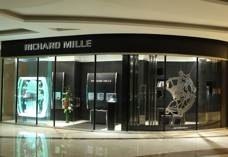 Richard Mille - Hong Kong (The Elements)
