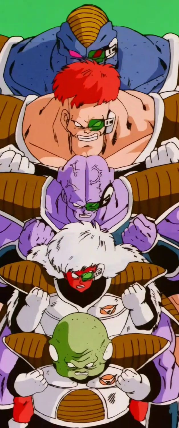 Ginyu Force Forever : Photo