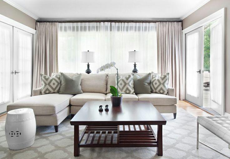 42 besten Luxury Homes Interior Bilder auf Pinterest Wohnzimmer - wohnzimmer ideen braune couch
