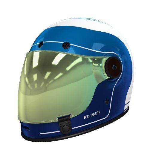 Custom Bell Bullitt Motorcycle Helmet 8