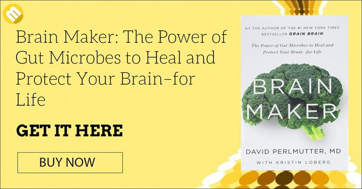 You will never see gut microbes the same again after reading Brain Maker. This book focuses on revealing how the gut microbes can help in nourishing the brain. Dr. Perlmutter detailed how eating food rich in probiotics and prebiotics can help grow a healthy body and brain.