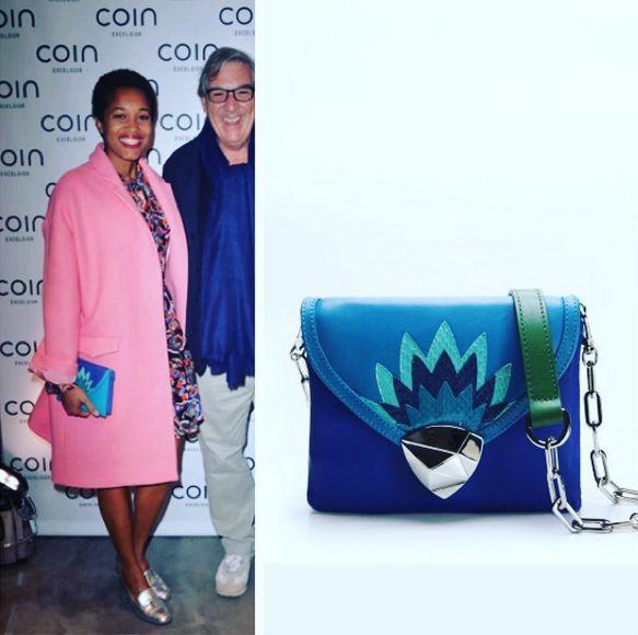 #tamuMcpherson #excelsion #Coin Venezia with ella mini peacock #gianlisa