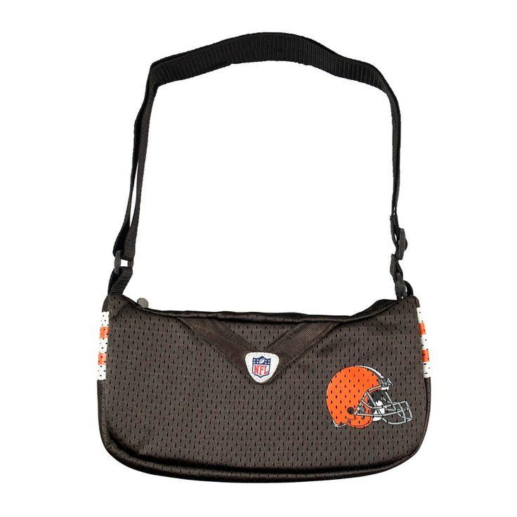 NFL Cleveland Browns Team Jersey Purse