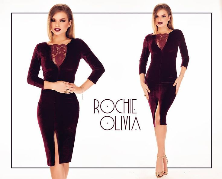 Midi elegant dress made from velvet with lace inserts:https://missgrey.org/en/dresses/midi-velvet-dress-in-burgundy-shades-with-lace-inserts-at-the-bust-olivia/427?utm_campaign=octombrie&utm_medium=rochie_olivia&utm_source=pinterest_produs