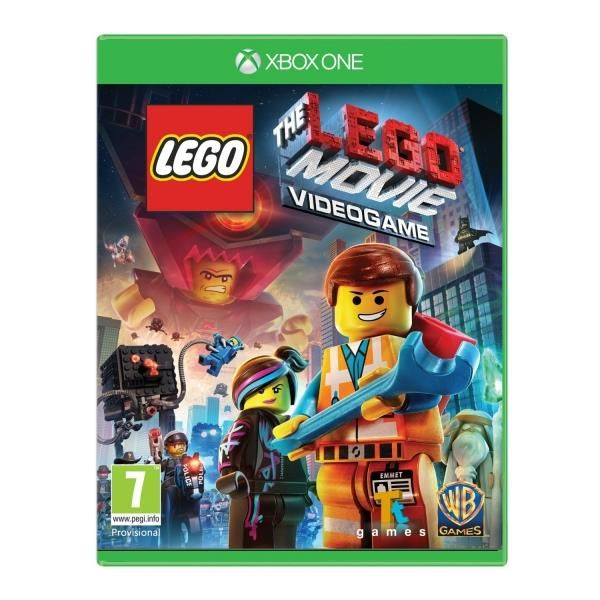 The Lego Movie Videogame Xbox One Game | http://gamesactions.com shares