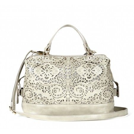LASER CUT SATCHEL | Camille by Sole Society