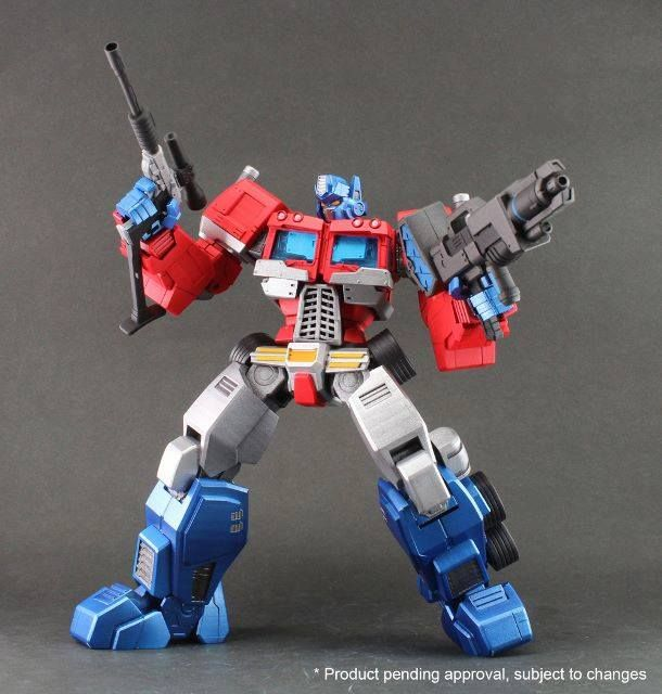 POINTNET.COM.HK - ORITOY Action Figure TRANSFORMERS Hero Of Steel Series Optimus Prime
