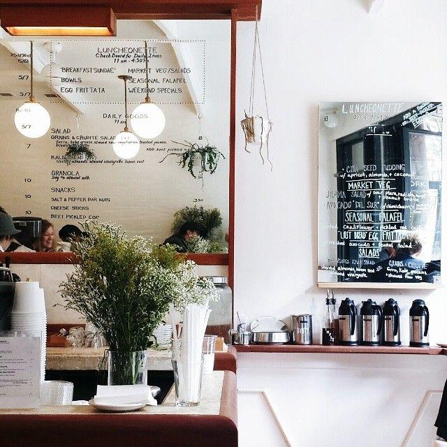 Cozy Cafe Nyc