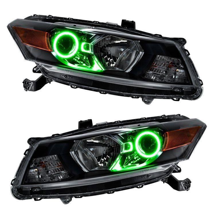 2008-2010 Honda Accord Coupe SMD Headlight Set