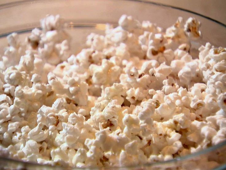 Truffled Popcorn recipe from Ina Garten via Food Network