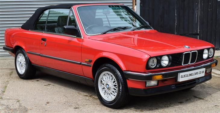 Used 1989 BMW E30 3 Series [82-94] for sale in St Albans from Old Colonel Cars-Classic BMW specialist.