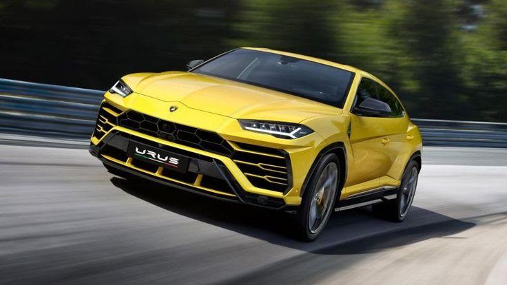 Breaking: Lamborghini præsenterer deres nye SUV - http://bit.ly/2ApGHKg