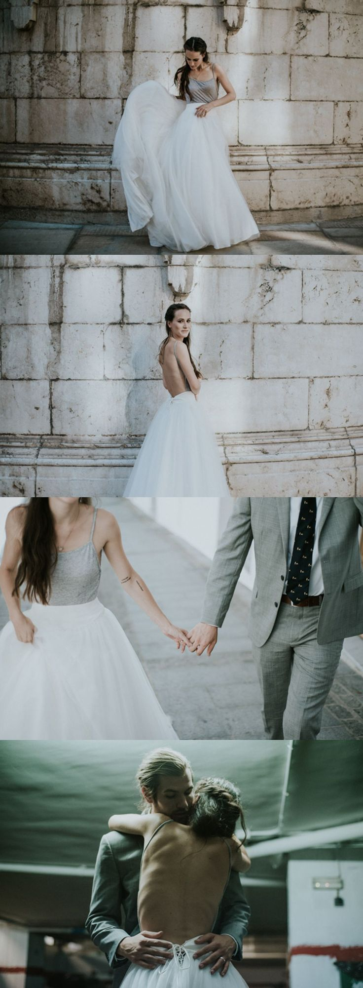 39 best Wedding dress images on Pinterest | Homecoming dresses ...