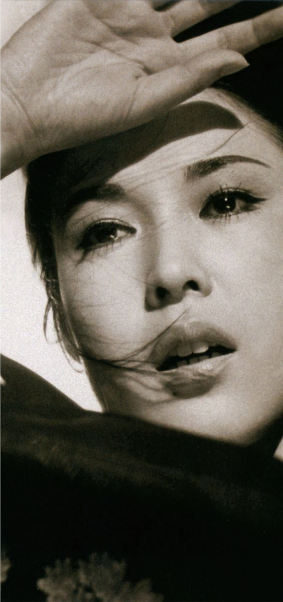 vintage everyday: One of the Most Beautiful Japanese Actresses Ever – Stunning Vintage Photos of Ayako Wakao in the 1950s-60s