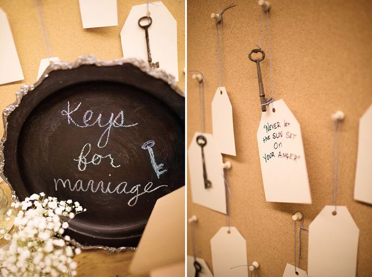 Advice for the newlyweds