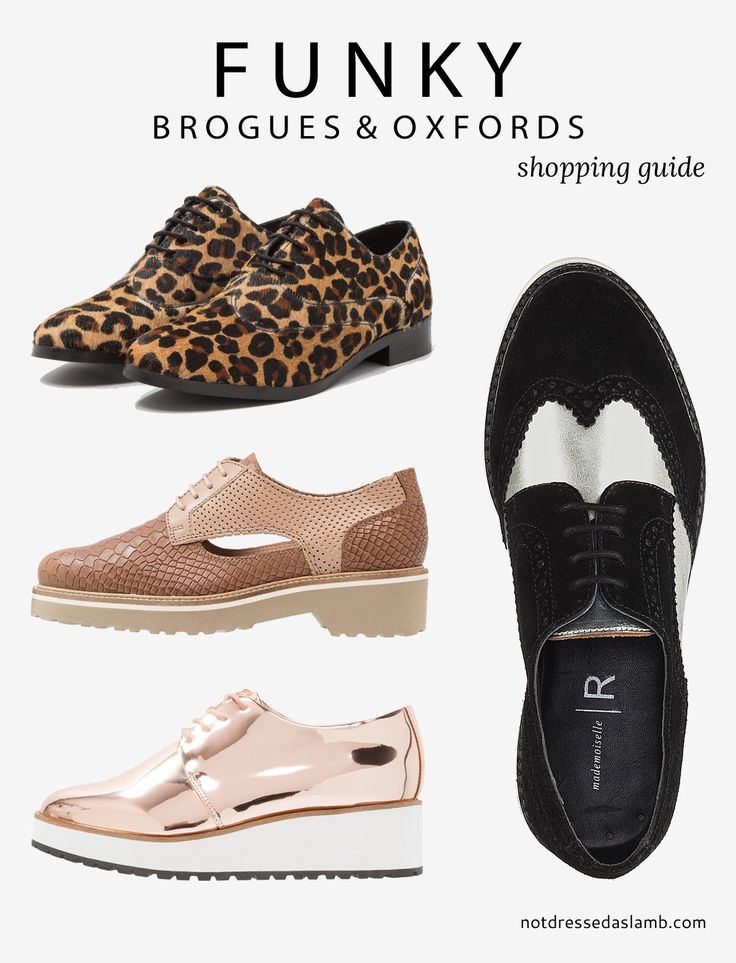 The Best AW17 Brogues, Oxfords and Lace-Ups to Buy Online
