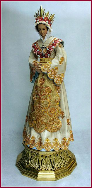 Our Lady of La Salette (Marian apparition that occurred at La Salette, France.