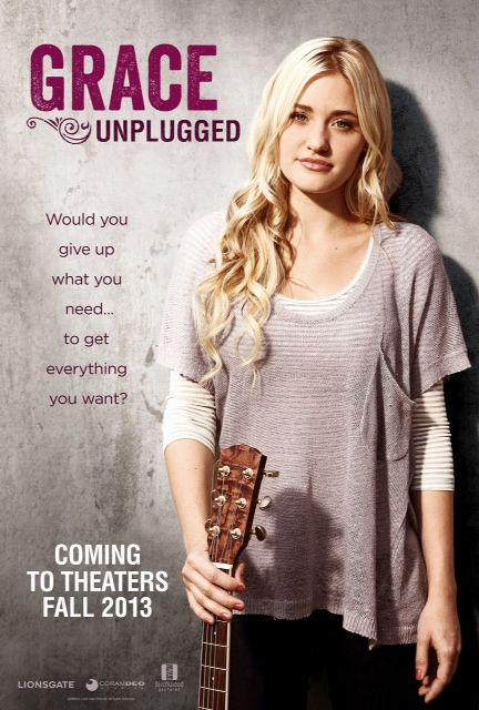 Grace Unplugged on http://www.christianfilmdatabase.com/review/grace-unplugged/  I so feel like our youth group should go see this!! @Danceexpander @Amy Schneider @Emily Maltese @Jamey Cranga Fatone @Sarah Schneider @ushernga