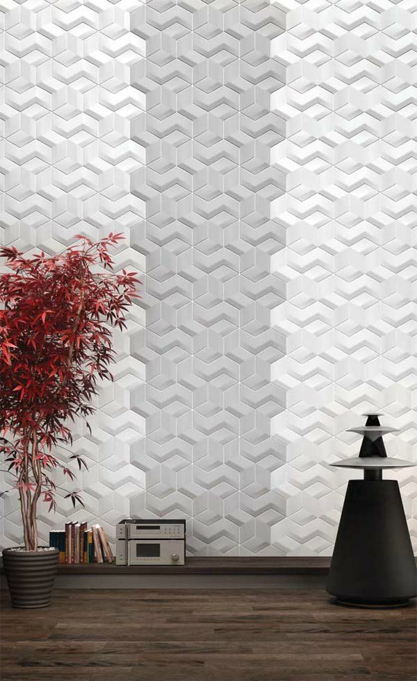 Decorative Tiles For Wall Cool 68 Best Wall Tiles Images On Pinterest  Bathroom Bathroom Ideas Inspiration