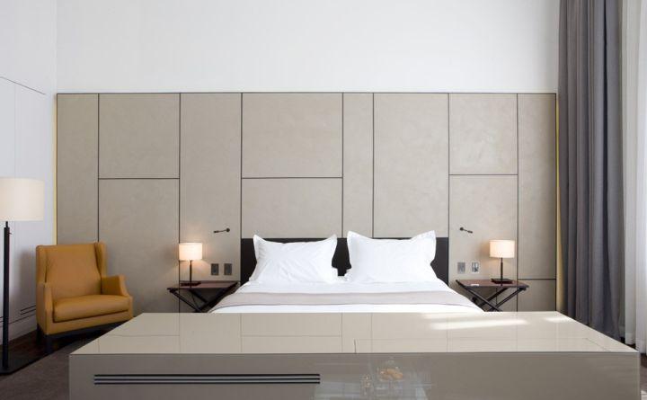 Conservatorium hotel by Piero Lissoni, Amsterdam – Netherlands » Retail Design Blog