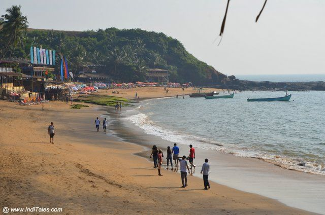Anjuna Beach - The Goa Beach With A Hippie Past | Inditales | Beach, Beach  village, Anjuna