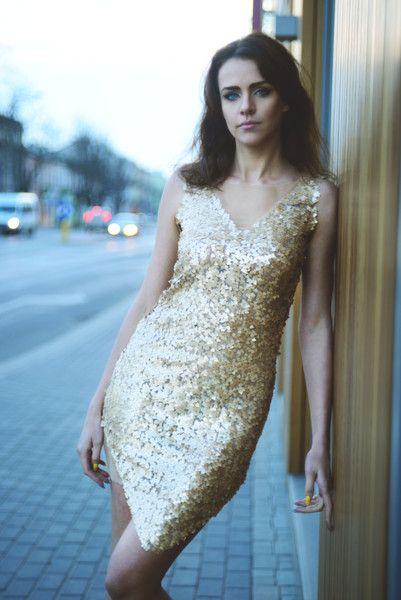 Sukienka wieczorowa - MatMari - Suknie wieczorowe