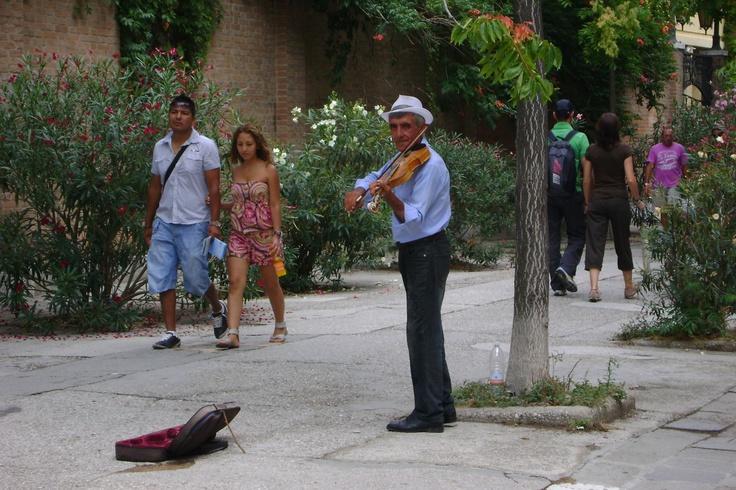 violinist Italy