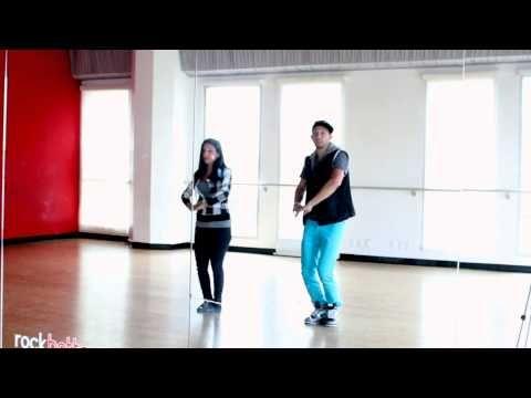 BEGINNER Dance Tutorial | BEAT IT - Chris Brown & Sean Kingston » Hip Hop Routine/Choreography