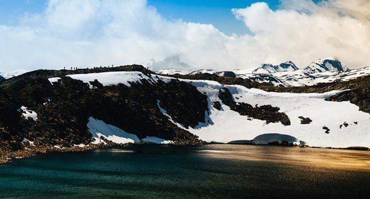 Besseggen - Norway