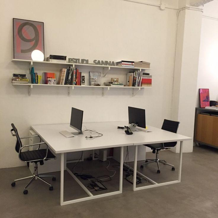 Buscas #oficina en #Barcelona? Disponible dos puestos de trabajo en un espacio diáfano de 100 m2, muy espacioso ubicado en el barrio del Borne junto al Palau de la Música. Mas info aqui:http://goo.gl/tQ9tR0