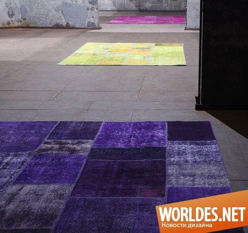 Красочные ковры от Industrial фото 7