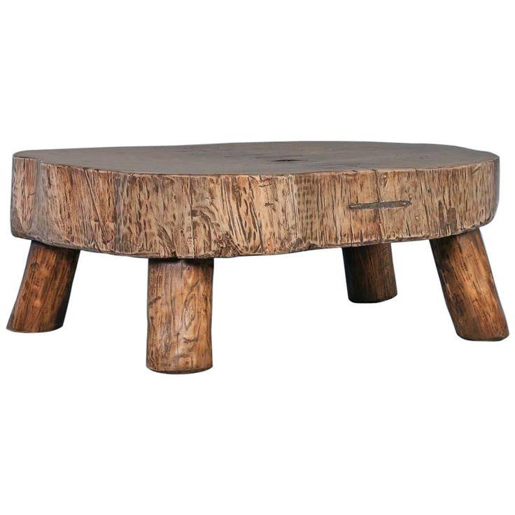Vintage Burl Wood Slab Coffee Table At 1stdibs: Best 25+ Antique Coffee Tables Ideas On Pinterest