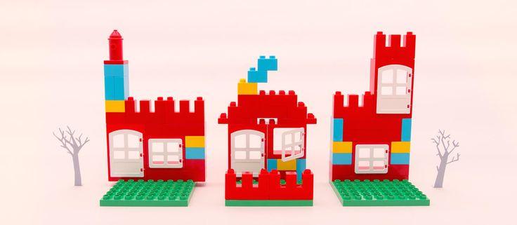 Story Starter: Eine ganze Welt von Spielhäusern