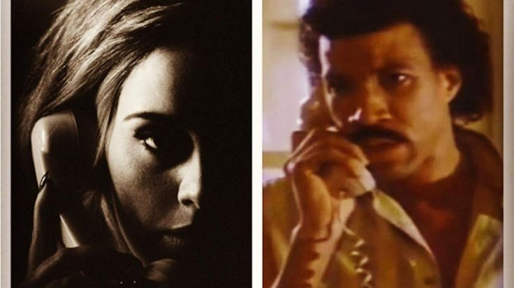 Lionel Richie Jokes About Adele's 'Hello' Similarities | Rolling Stone