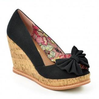 Dc Shoes Snekers Noirs Femme