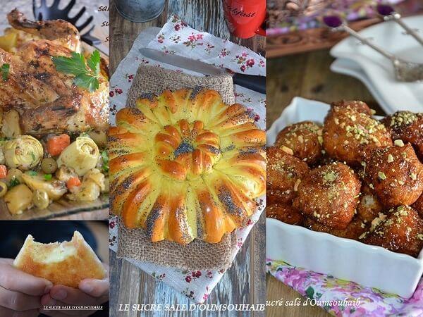 Idee Recette Facile Special Ramadan Recettes De Cuisine Ramadan