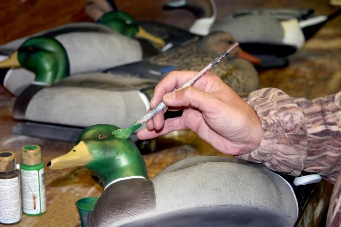 Waterfowl Offseason: How to Touch Up the Paint on Your Duck Decoys | Outdoor Life