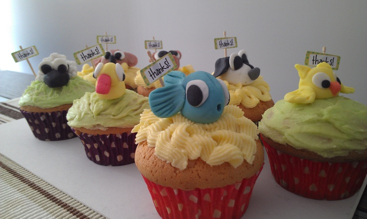RSPCA Cupcake Day!!! A little help for little friends =)