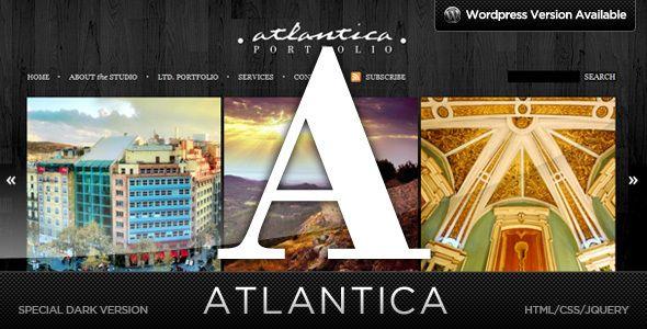 Dark Atlantica (HTML) - Premium Creative Portfolio Template. Live Preview & Download: http://themeforest.net/item/dark-atlantica-html-premium-portfolio-template/45907?s_rank=837&ref=yinkira