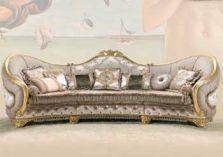 Italian soft furniture Venere factory SAT