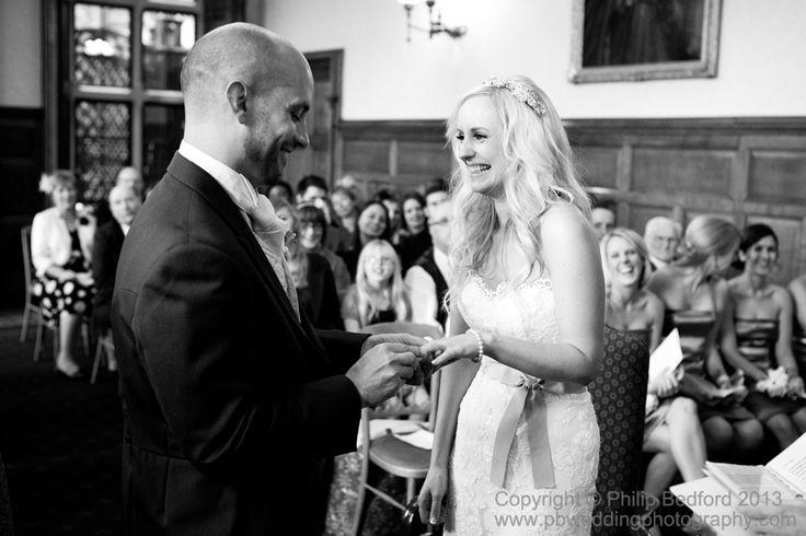 Exchaning the #WeddingRings
