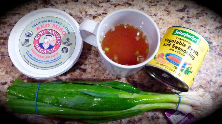Quick Miso Soup