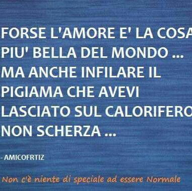 Forse...