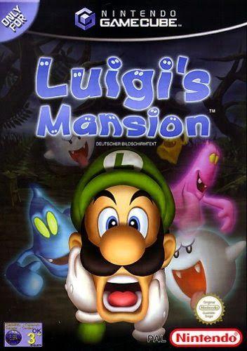 Luigi's Mansion | The Games Archiv