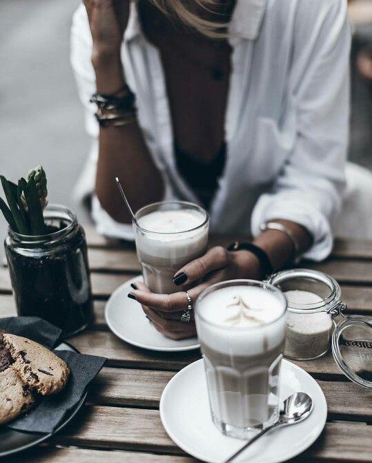 Кофе вдвоем в картинках